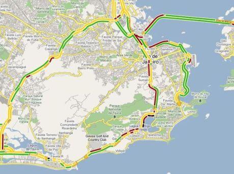 google-maps-transito
